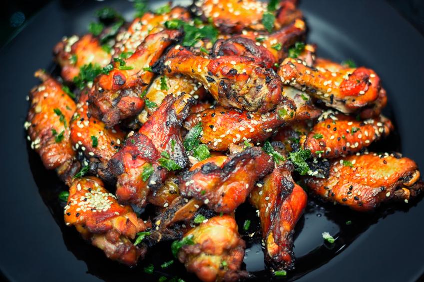 Japanese Glazed ChickenWings