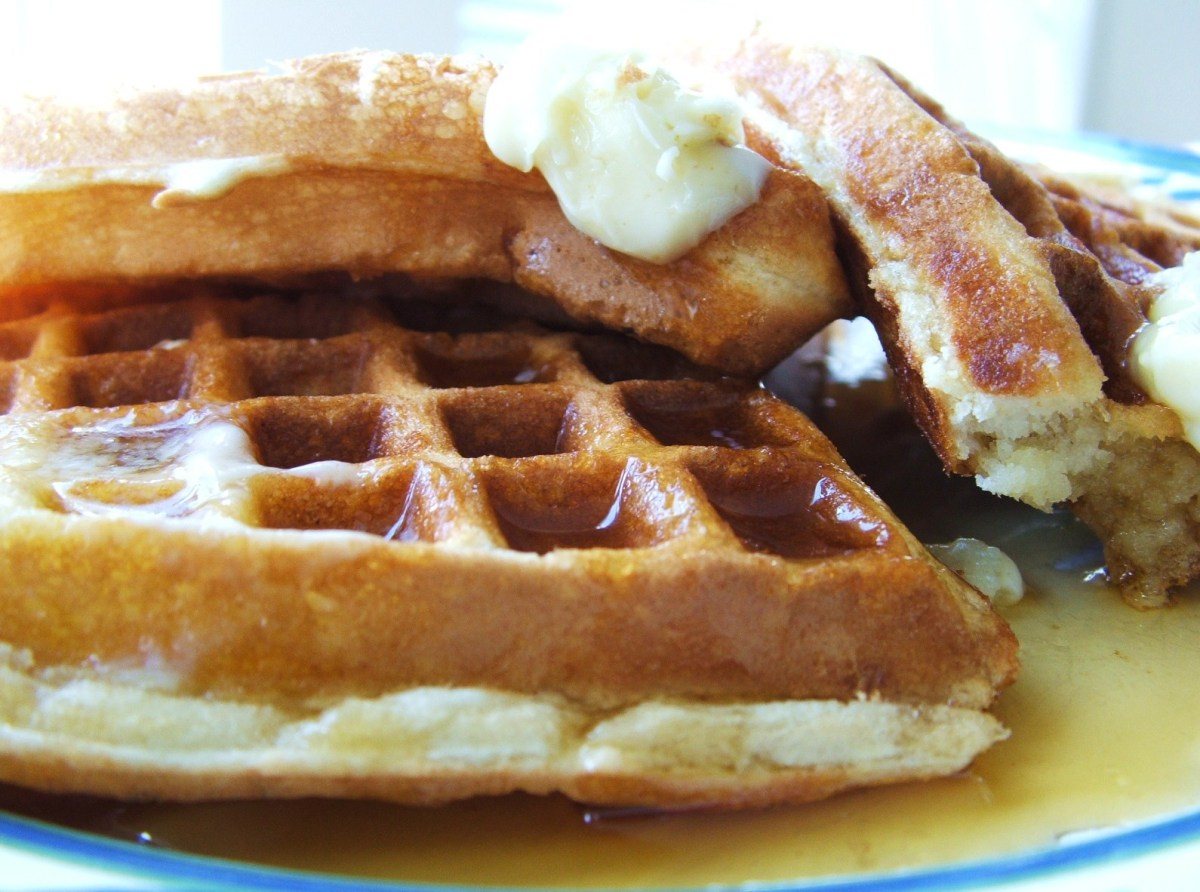 Malted Waffles – Almost fromScratch
