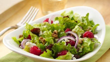 Raspberry Spring Salad