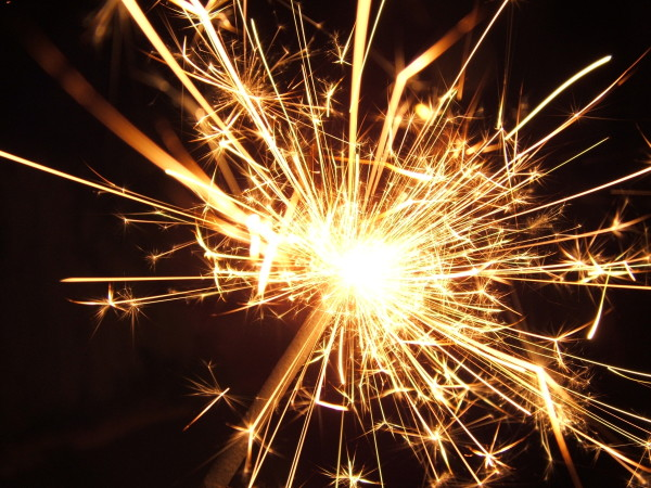Sparklers and Skewers – That'sCelebrating!