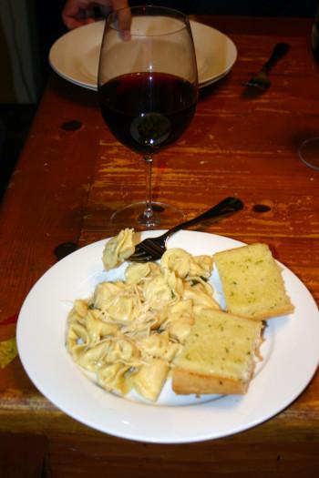 Three Cheese Tortillini 1