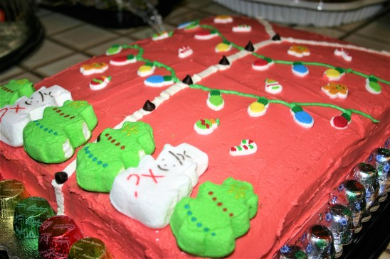 Ugle Sweater Cake (6)