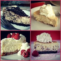Cheesecake Pic Collage