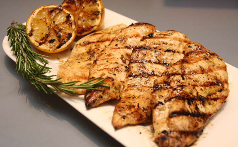 Lemon-Rosemary Grilled Chicken are To DieFor