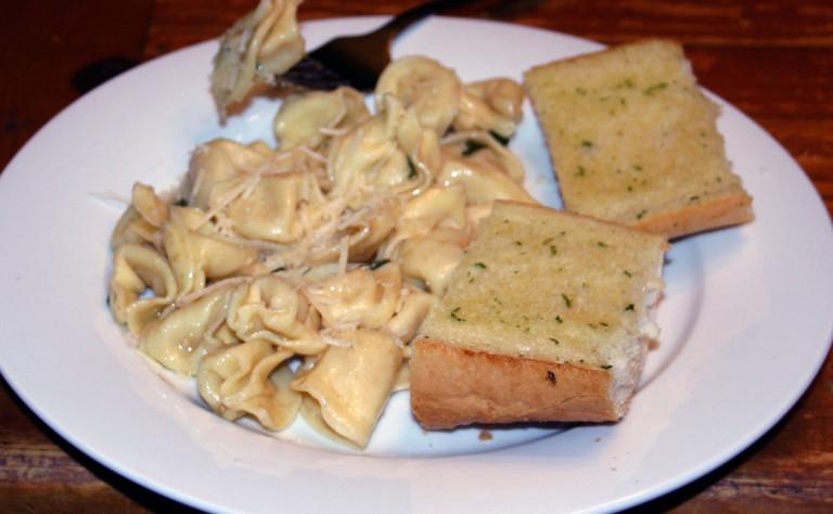 Three-Cheese Tortellini in Sage BrownedButter