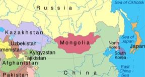 where-is-mongolia