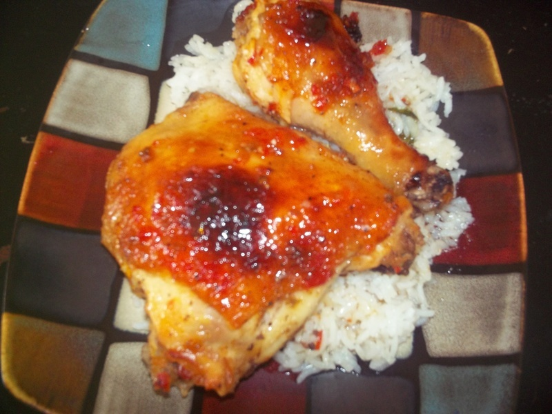 catalina oven baked chicken