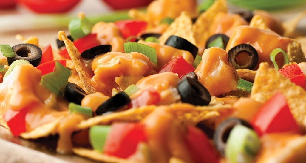 Easy Chicken Nachos To Top National Tortilla Chip Day