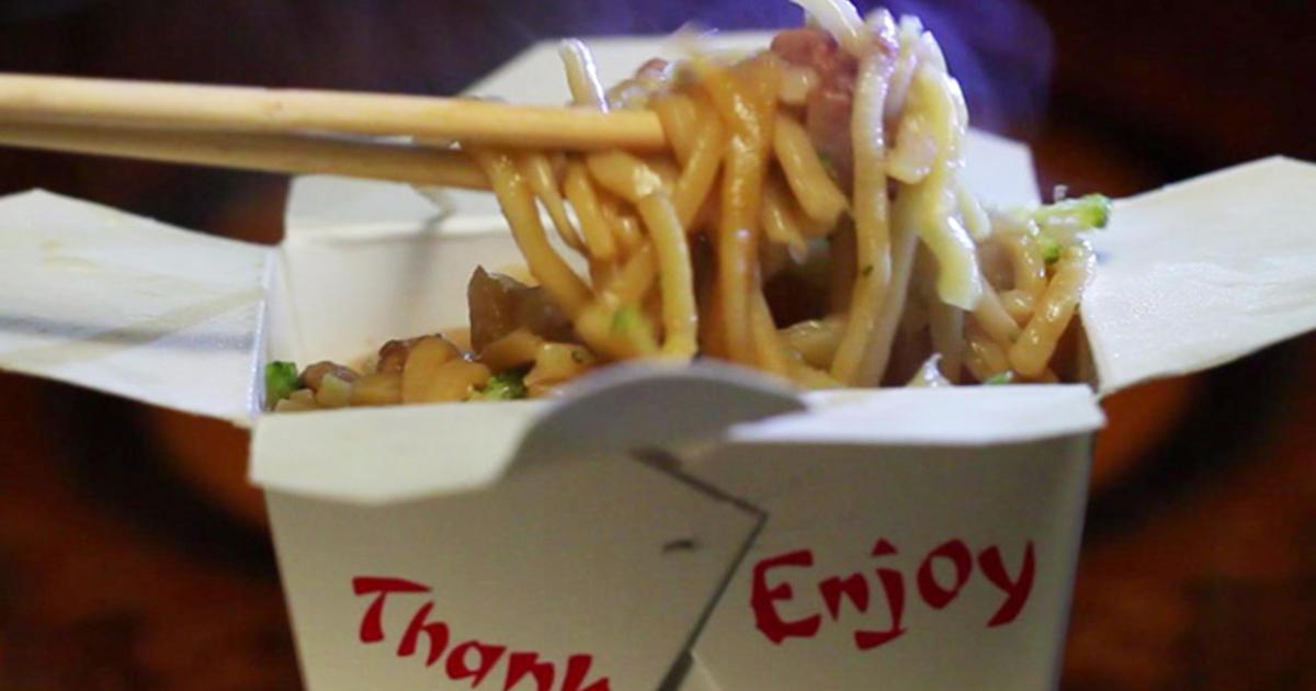 Chinese Chicken FourWays