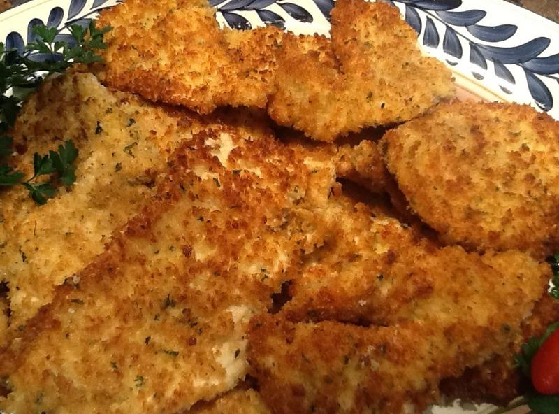 Italian Breaded ChickenBreast