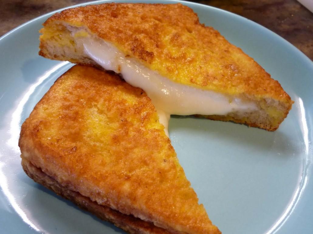 Mozzarella in Carozza (Mozzarella in aCarriage)