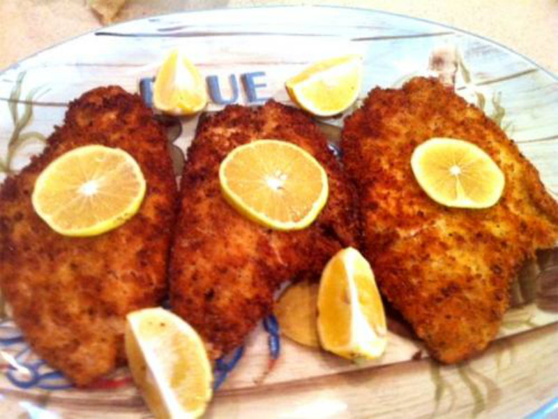It's Friday – Let's Pan-Fried our Tilapia