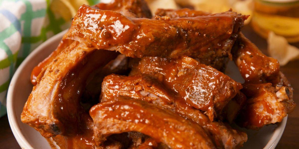 Louisiana Slow-Cooker Baby Back Ribs