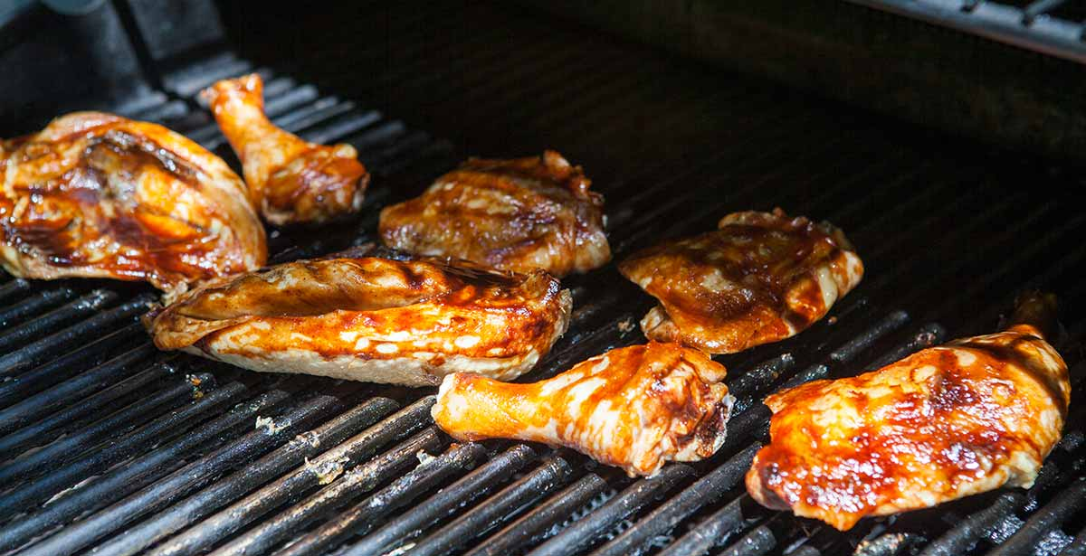 Good Ol' Texas BarbecueChicken