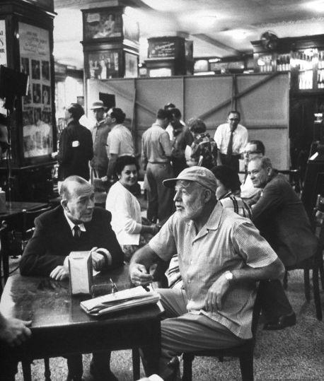 Ernest Hemingway Sloppy Joe Havana