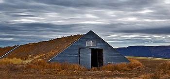 Idaho Farm, Sunrise