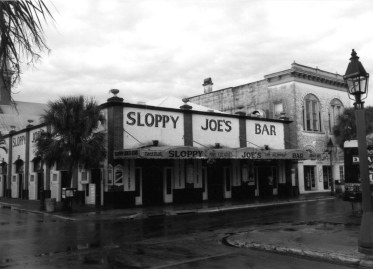 Key West Sloppy Joe