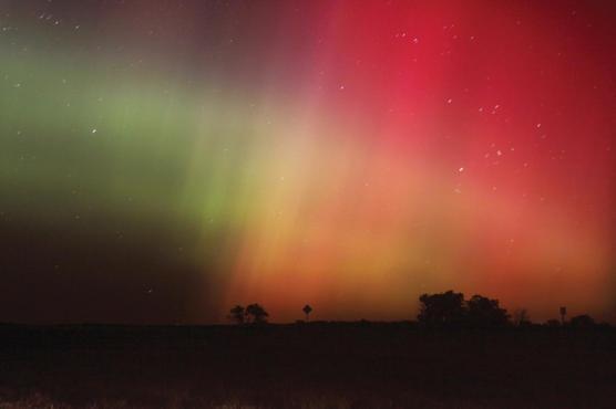 Montana northern lights