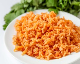 02 Mexican Restaurant Style Spanish Rice