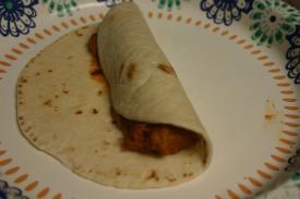 Bean and Chorizo FlourTaquitos (7)