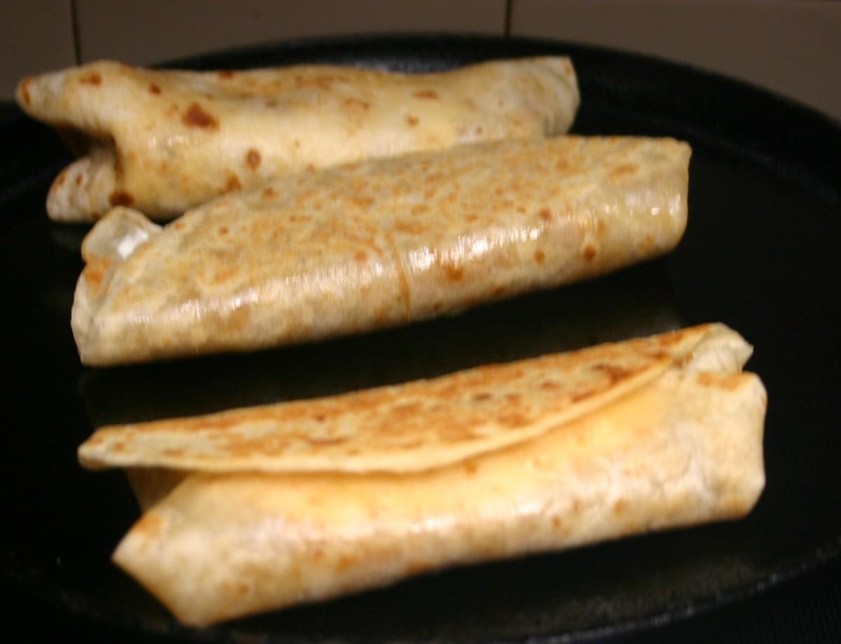 Celebrating National BurritoDay