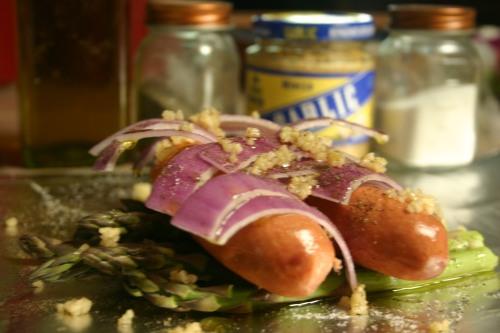 Guy's Garlic Sausage (2)