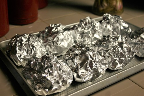 Asian Foil Wrapped Chicken (5)