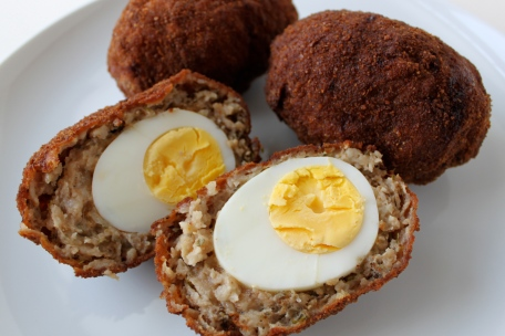 Full Monty Scotch Eggs