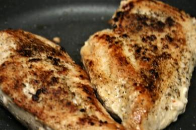 Lemon Asparagus Chicken Linguine (2)