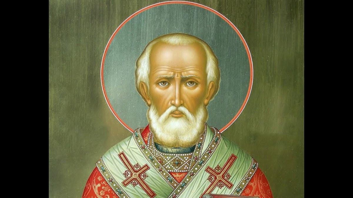 Friday's Feast of SaintNicholas
