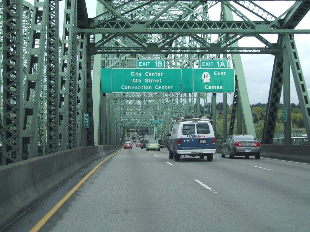 Oregon-Washington Adventures Day2