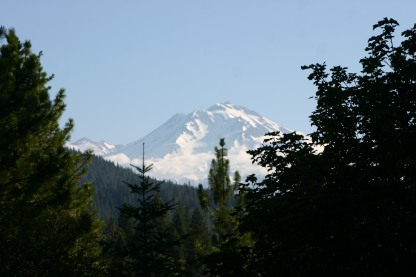 1 - Drive to Oregon - Mt. Shasta (3)
