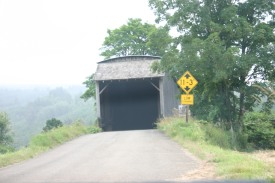 2 -Grays River Covered Bridge (1)