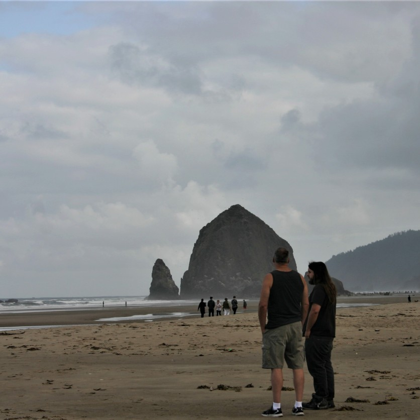5 Cannon Beach Haystack Rock (7)