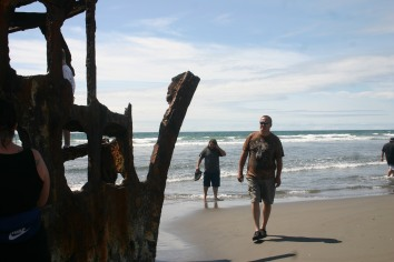5 - Wreck of Peter Iredale (2)