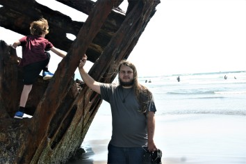 7 - Wreck of Peter Iredale (9)