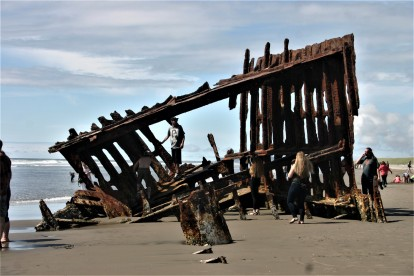 9 - Wreck of Peter Iredale (25)