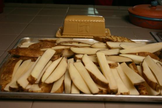 Crock Pot Roasted Potatoes (2)