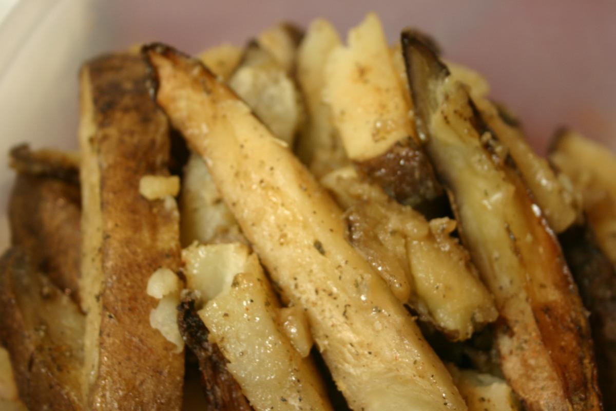 Seasoned Crock Pot RoastedPotatoes
