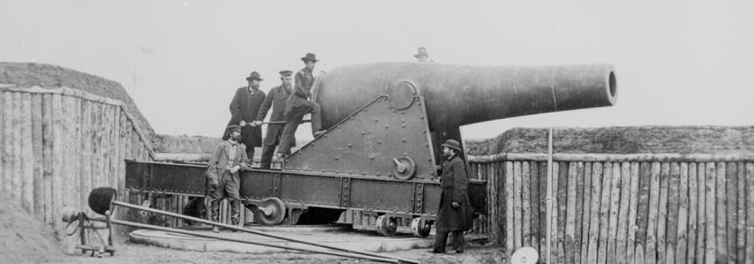 Fort Stevens Civil War