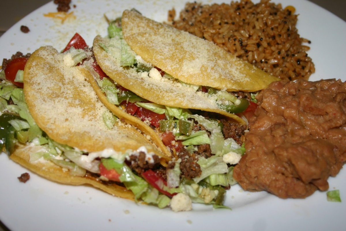 Beefy Tacos to theRescue