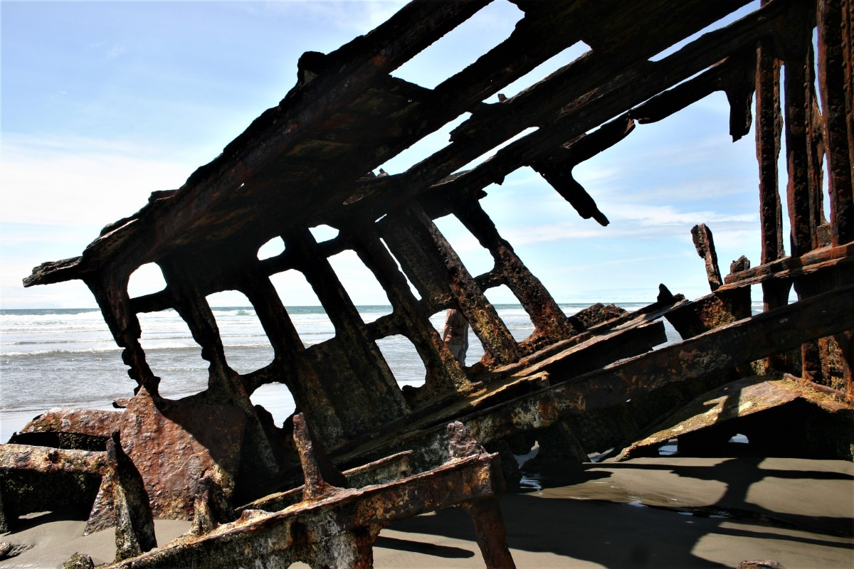 The Wreck of the PeterIredale