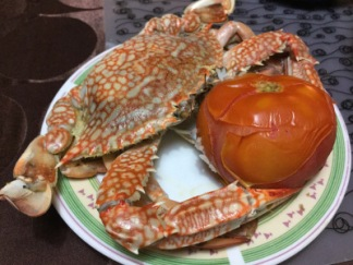 A Crab of a Tale to Tell