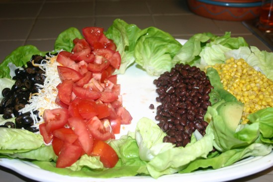 Mexican Cobb Salad (3)