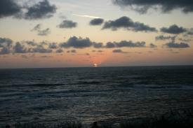 Sun setting at Depoe Bay (20)