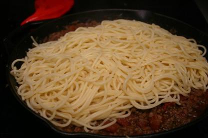 Baked Spaghetti Casserole (5)