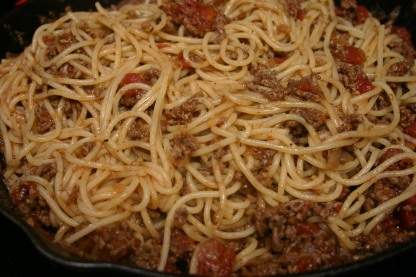 Baked Spaghetti Casserole (6)
