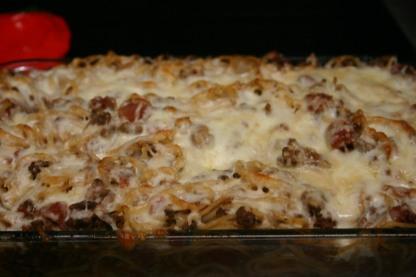 Baked Spaghetti Casserole (8)