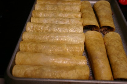 Ground Beef Taquitos (11)