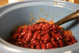 Slow Cooker Beefy Kidney Bean Chili (4)
